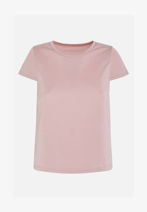 Basic T-shirt - rose