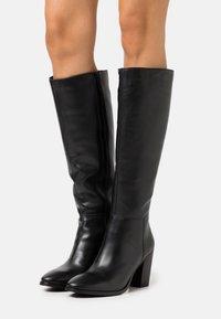 Les Tropéziennes par M Belarbi - LYCO - High heeled boots - noir - 0