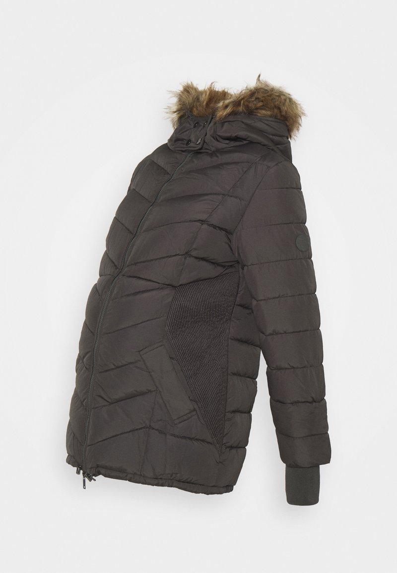 Seraphine - EVEREST - Winter coat - slate