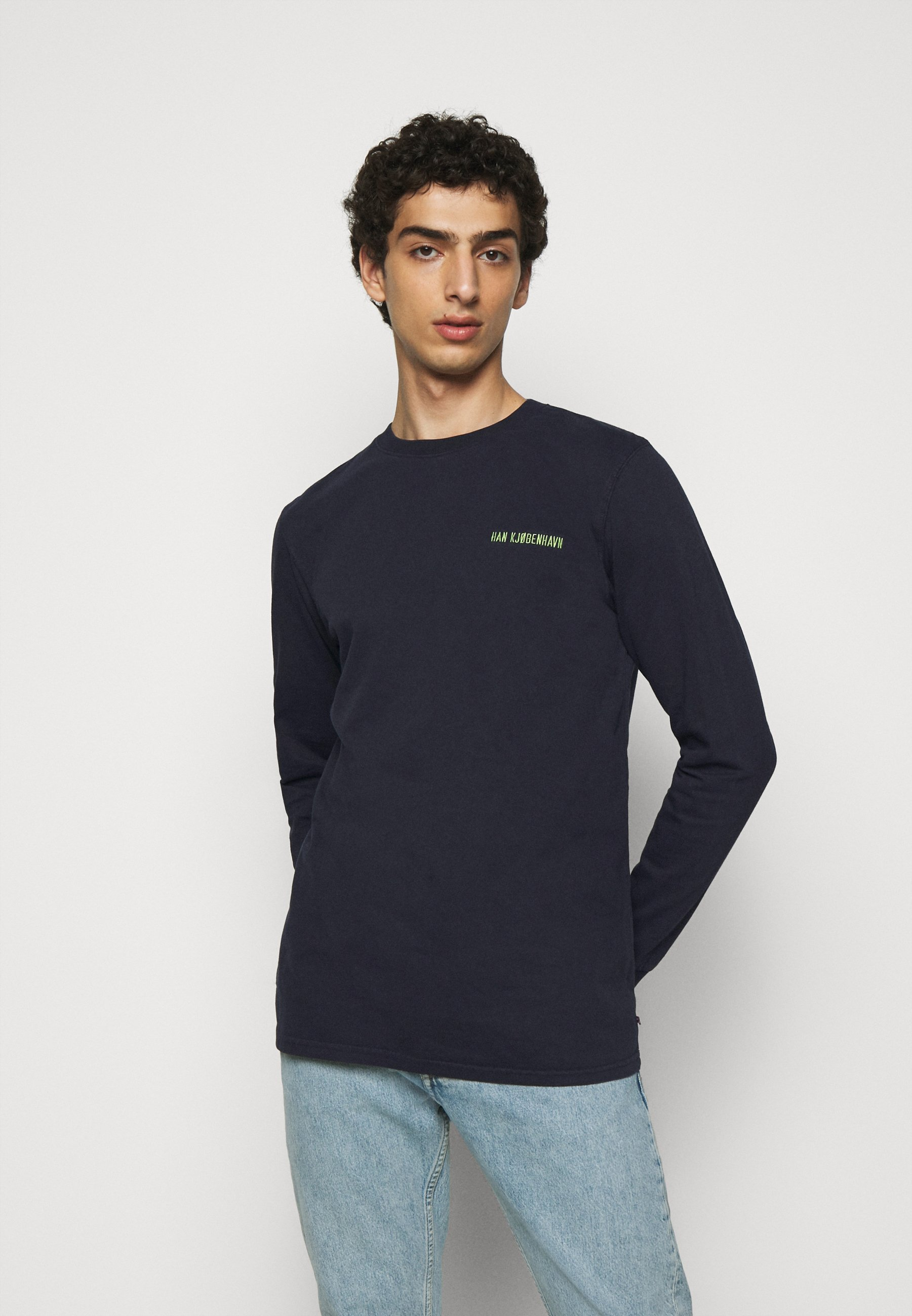 Homme CASUAL LONG SLEEVE TEE - T-shirt à manches longues