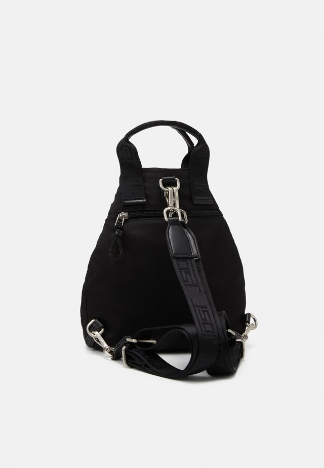 CHANGE BAG MINI - Skuldertasker - black