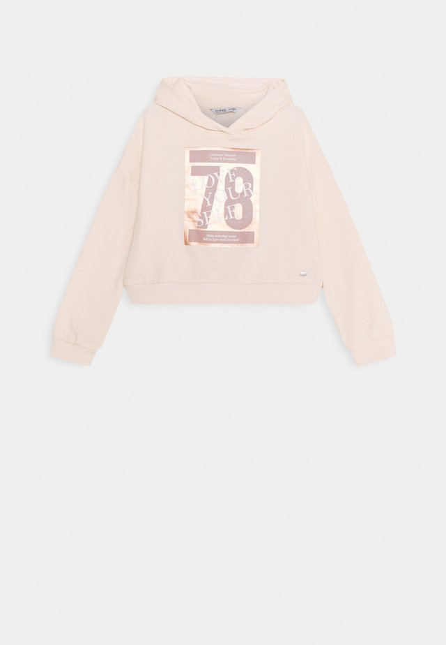 HILDE - Jersey con capucha - pink