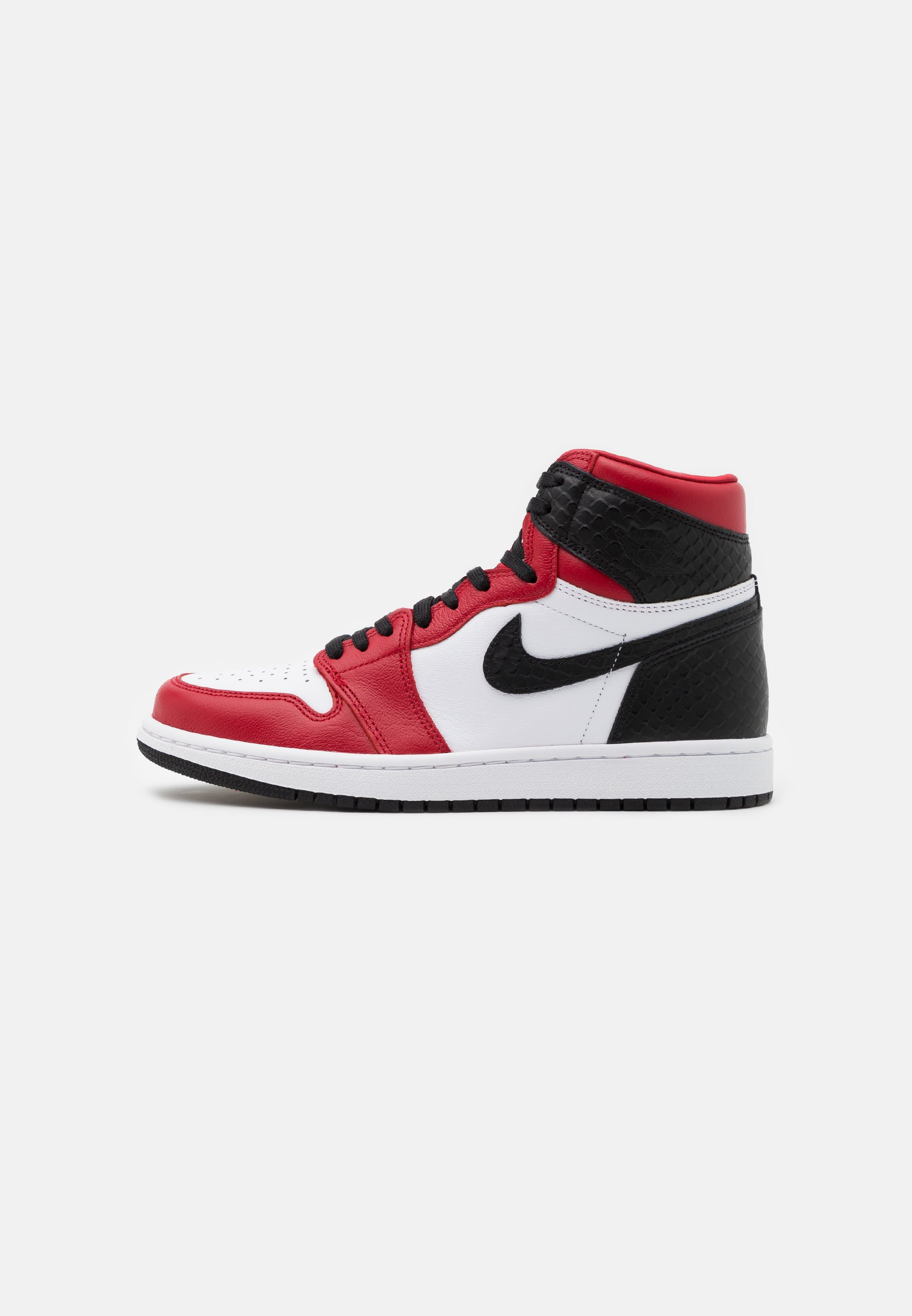 AIR 1 - High-top trainers - university red/black/white