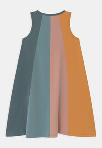 Fred's World by GREEN COTTON - ALFA RAINBOW COLOUR BLOCK - Jersey dress - cloud - 1