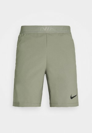 FLEX VENT MAX SHORT - Pantalón corto de deporte - light army/black
