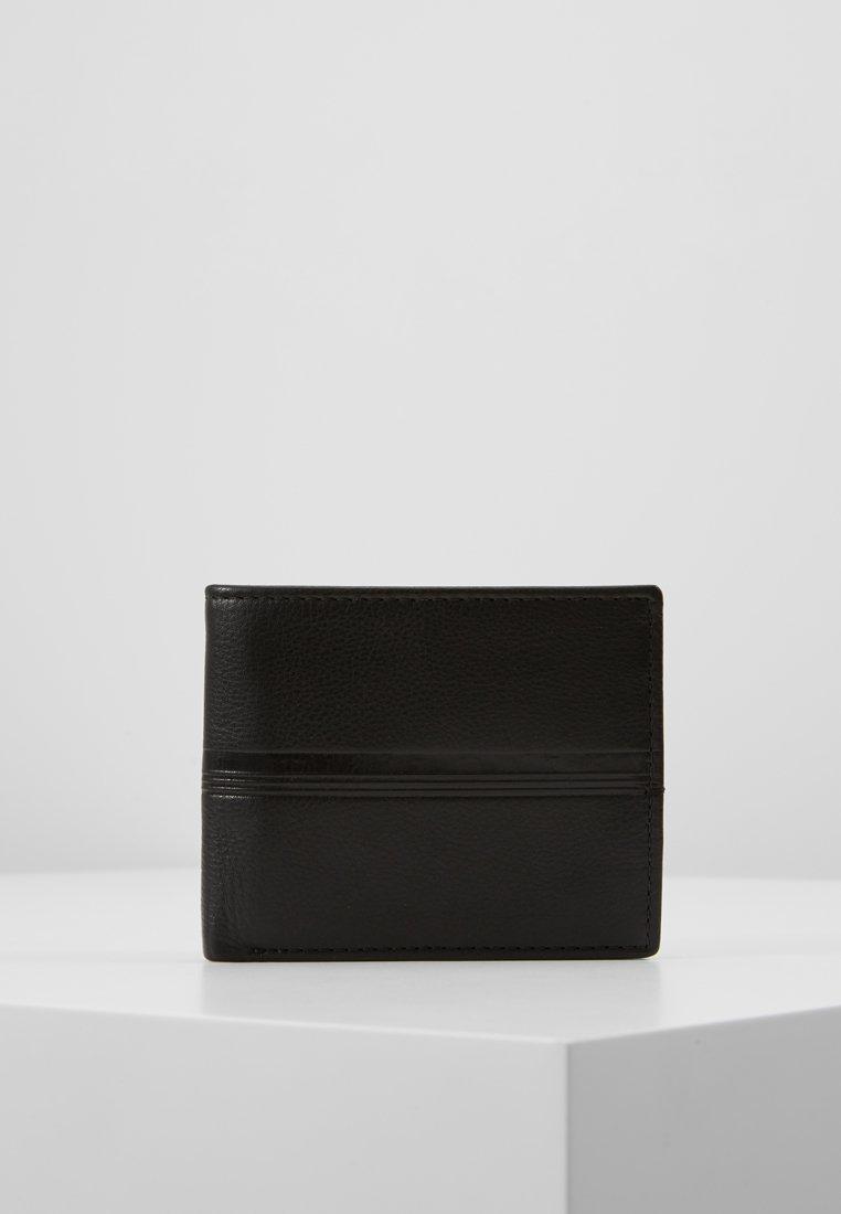 Fossil - ROGER - Wallet - black