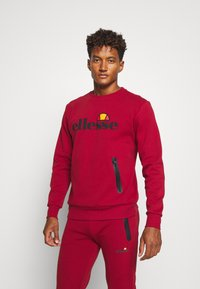 Ellesse - VINCOLI  - Sweatshirt - dark red - 0