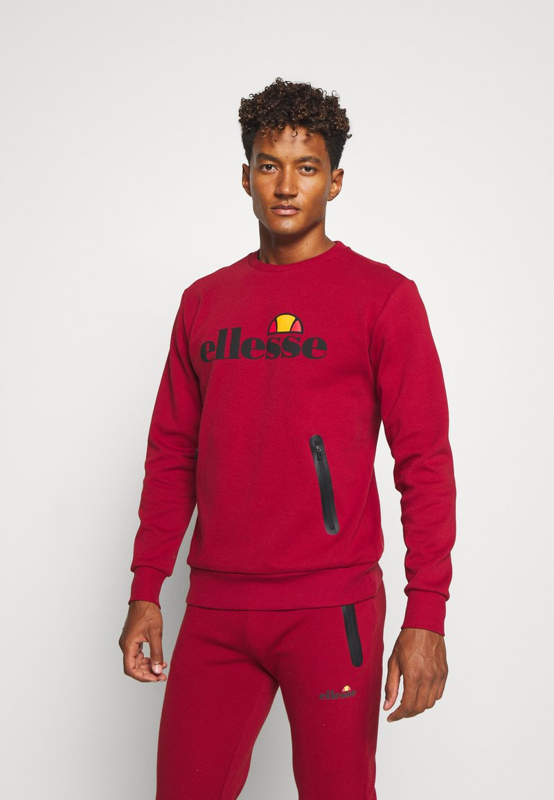 Ellesse - VINCOLI  - Sweatshirt - dark red