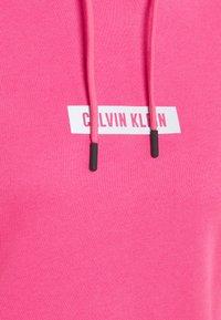 Calvin Klein Performance - HOODIE - Sweat à capuche - pink - 2