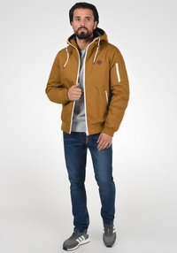 Solid - TILLY - Light jacket - cinnamon - 1