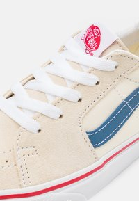 Vans - SK8 - Trainers - classic white/navy - 5