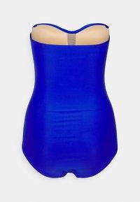 Pour Moi - SANTA MONICA STRAPLESS CONTROL SWIMSUIT - Swimsuit - ultramarine - 3