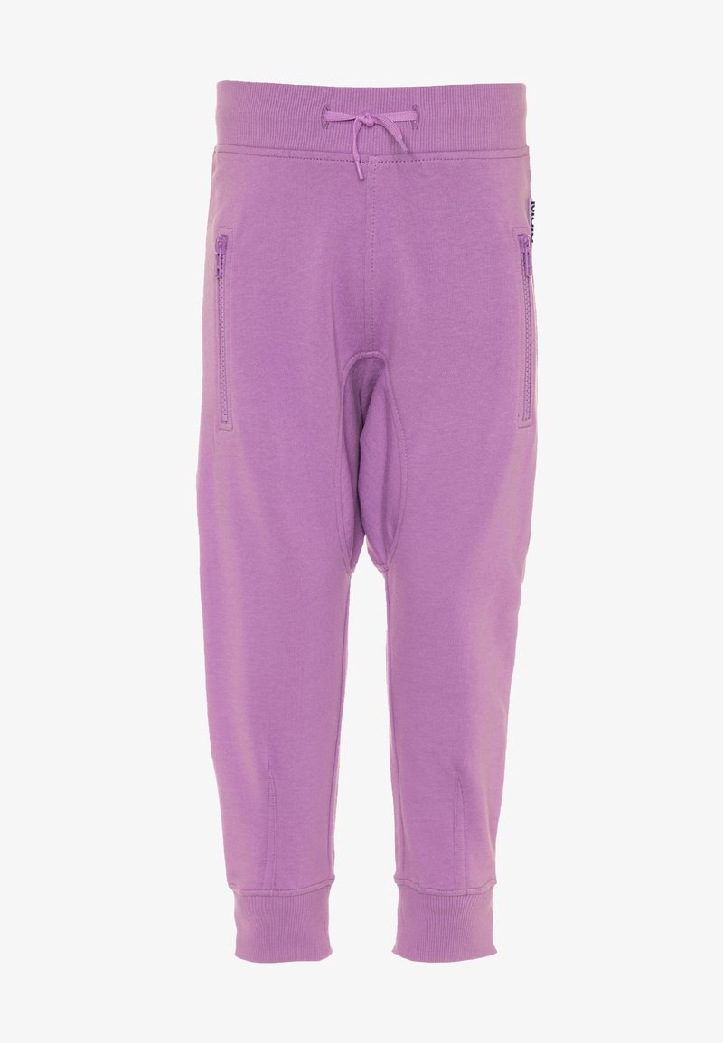 Molo - ASHLEY - Tracksuit bottoms - manga purple