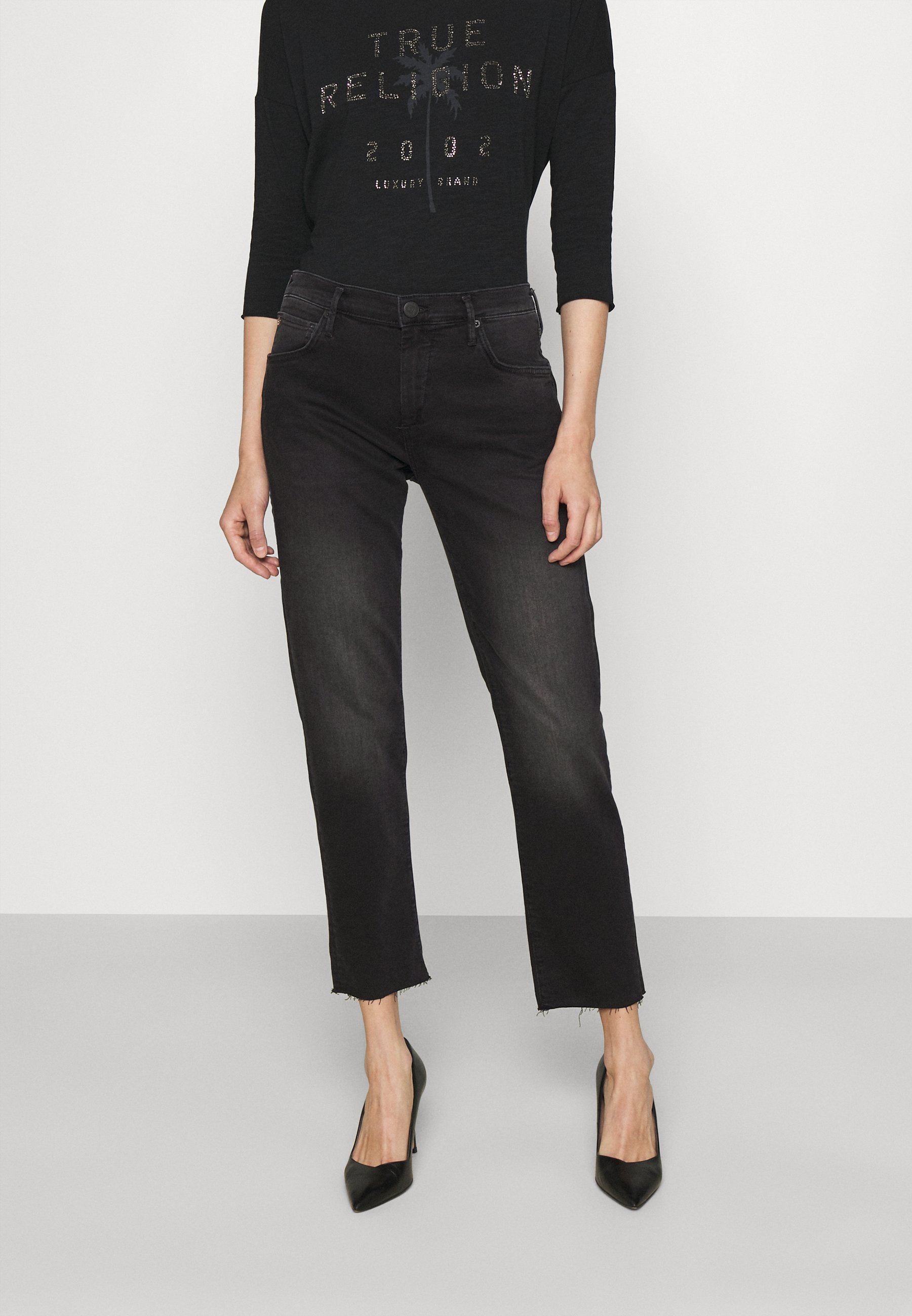 Women LIV SLIM - Straight leg jeans