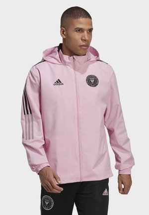 IMCF AW JKT - Landslagströjor - pink