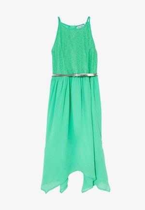 FESTIVE DRESS  - Vestido de cóctel - mint leaf