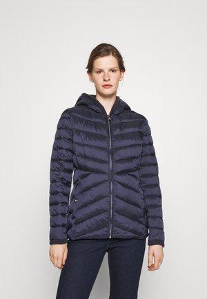 INSULATED COAT - Light jacket - navy