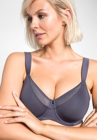 Triumph - TRUE SHAPE SENSATION  - Underwired bra - pebble grey - 3