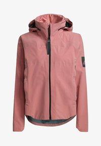 adidas Performance - Waterproof jacket - pink - 6
