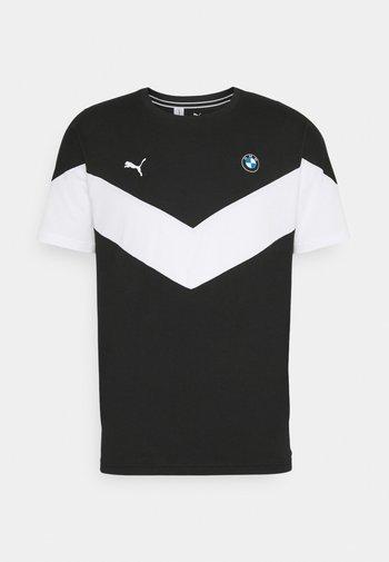 BMW TEE - Print T-shirt - black