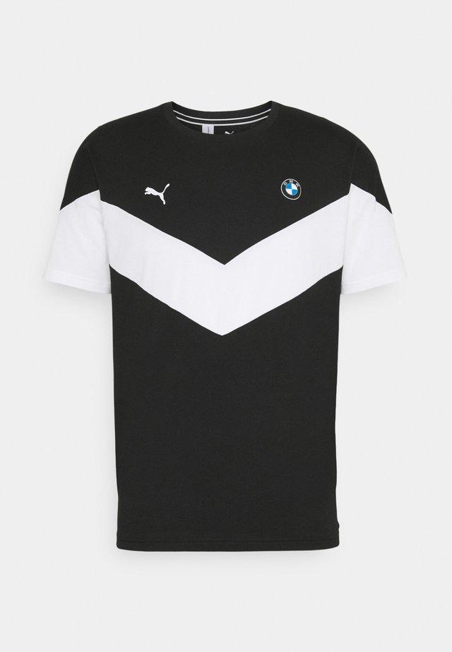 BMW TEE - T-shirt print - black