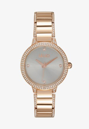 BRILLIANT - Watch - rose gold-coloured