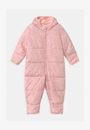 SNOWSUIT - Overall - pink cameo