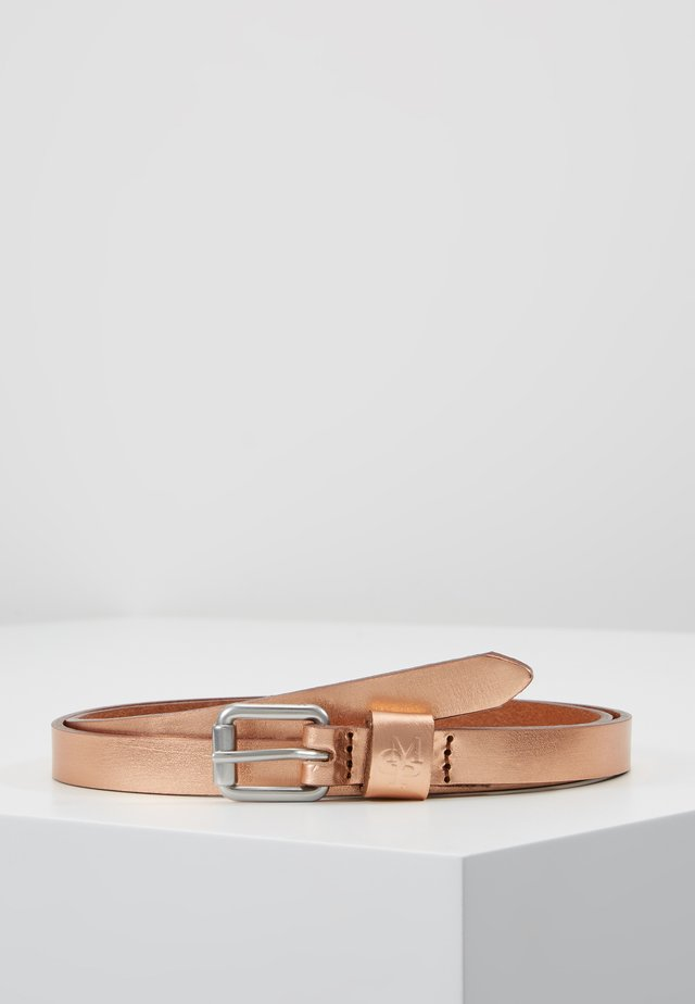 BELT LADIES - Belt - rose metallic