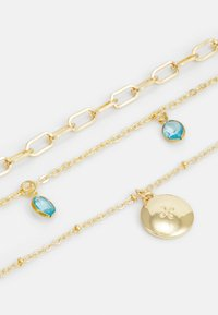 ONLY - ONLSOFIA NECKLACE - Necklace - gold-coloured/soft blue - 2