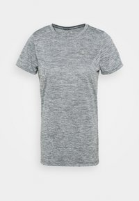 Under Armour - TECH TWIST - Basic T-shirt - pitch gray - 4