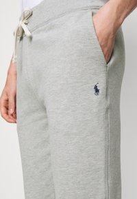 Polo Ralph Lauren - Pantaloni sportivi - andover heather - 5