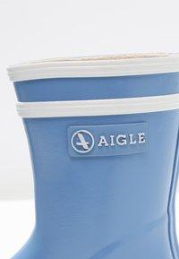 Aigle - BABY FLAC UNISEX - Wellies - bleu ciel - 5