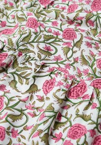 Violeta by Mango - ROUSE8 - Day dress - pink - 5
