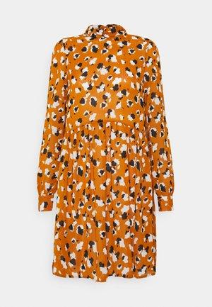 VISAFFARONA DRESS - Day dress - pumpkin spice