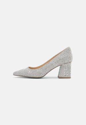 AVERI - Klassiske pumps - silver