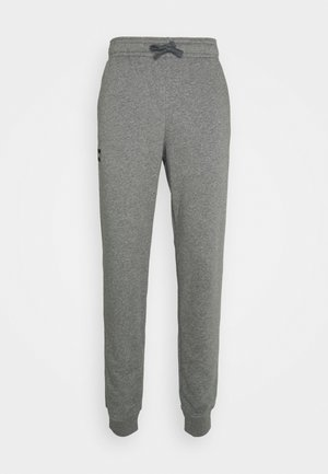 RIVAL - Tracksuit bottoms - pitch gray light heather