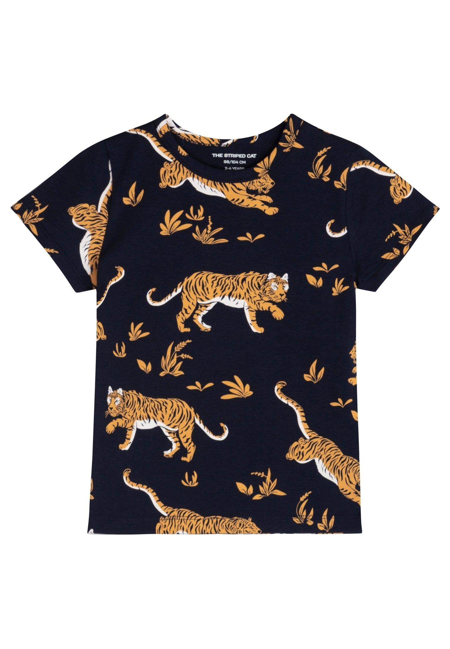 Bambini TIGER - T-shirt con stampa