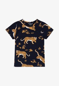 The Striped Cat - TIGER - Print T-shirt - navy - 0
