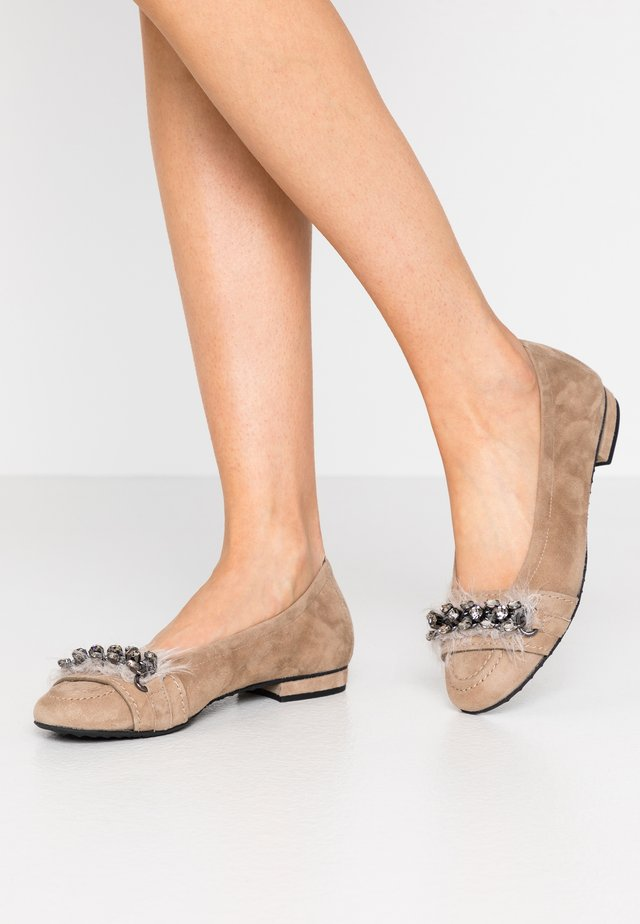 MALU - Ballet pumps - leone/smoke
