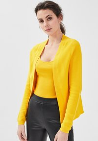 Cache Cache - Cardigan - jaune citron - 3