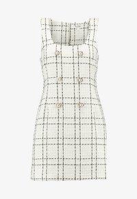 Miss Selfridge - PINNY DRESS - Robe d'été - ivory - 3