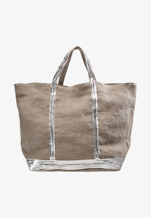 CABAS GRAND - Tote bag - calcaire