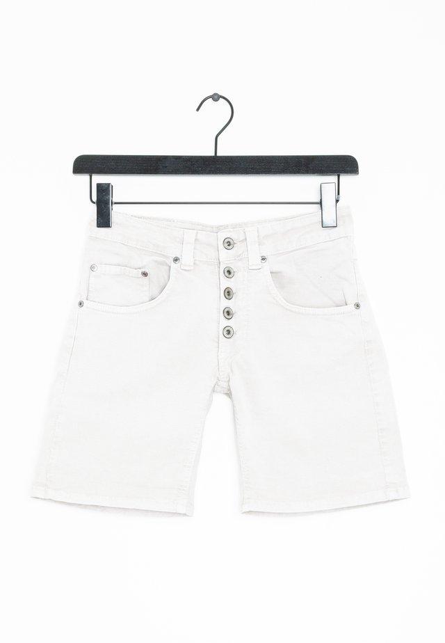 Jeansshort - beige