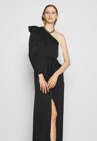 DESIGNERS REMIX - MEA ONE SHOULDER DRESS - Occasion wear - black - 3