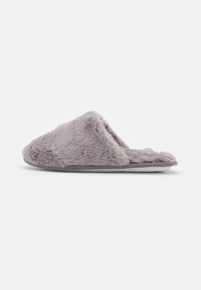 FLUFF - Slippers - grey