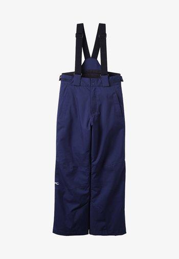 BOYS VECTOR PANTS - Zimní kalhoty - atlanta blue