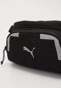 Puma - LARGE WAISTBAND - Across body bag - black - 4