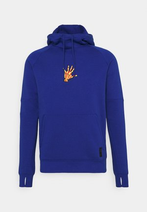 FC BARCELONA HOOD  - Article de supporter - deep royal blue