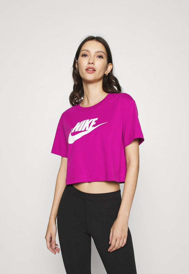 TEE - T-shirt con stampa - cactus flower