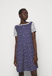 MAX&Co. - CHIOGGIA - Day dress - blue - 0